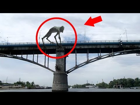 5 Giant Mysterious Creatures Caught on Tape