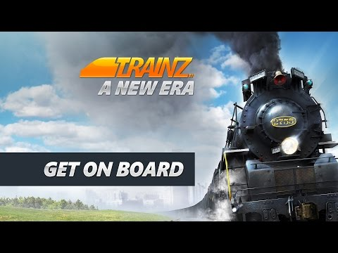 Stoi na stacji lokomotywa... Zwiastun premierowy gry Trainz: Nowa Era
