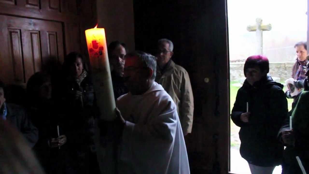 Video del Sábado Santo de 2012