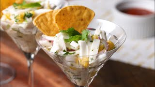 How To Make Vegetarian Ceviche With Coconut • Tasty by Tasty