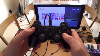 Hi, this is an in depth video on how to setup the Brook Converter to use PlayStation Controllers on the Nintendo Switch. The video shows the unboxing, the firmware update for the Switch and how to connect PS3 and PS4 controllers. I also show an Arcade (Fight) stick working and show various things that do and don't work.Many thanks Vince.
