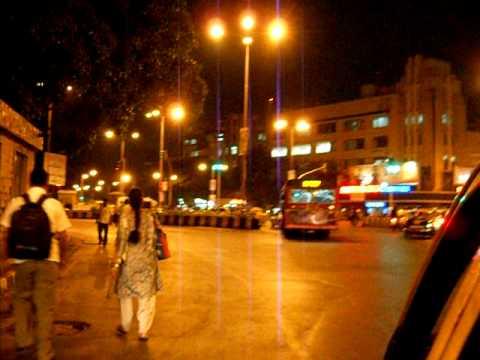Mumbai Night Ride