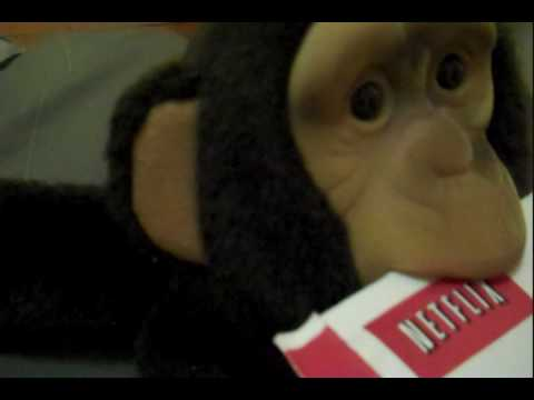 Banned NetFlix Superbowl Ad (with Chimpanzee)