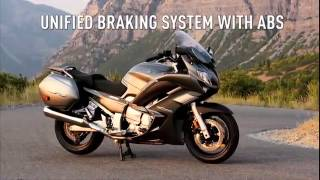 8. Yamaha FJR1300 2013 Promo video