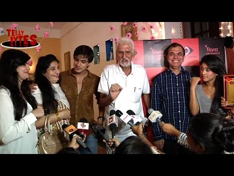 Naira and Kartik with their REAL LIFE parents on Y