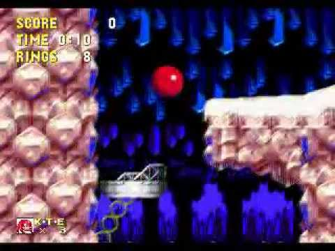 Sonic 3 & Knuckles Megamix - Ice Cap Zone (Knuckles Run)