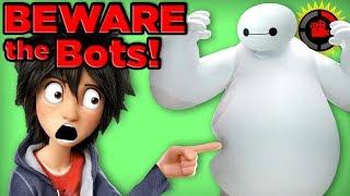 Video Film Theory: Controlling Robots with YOUR MIND! (Disney's Big Hero 6) MP3, 3GP, MP4, WEBM, AVI, FLV Oktober 2018