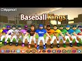 Baseball Kings no1 Real Baseball Mobile Game