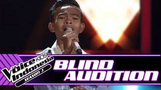 Video Octrin - Muskurane | Blind Auditions | The Voice Kids Indonesia Season 3 GTV 2018 MP3, 3GP, MP4, WEBM, AVI, FLV September 2018