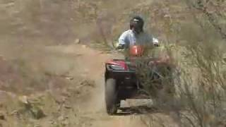 1. ATV Television Test - 2007 Suzuki King Quad 450