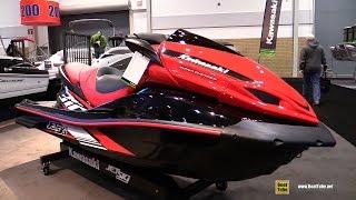 9. 2017 Kawasaki Ultra 310X SE Jet Ski - Walkaround - 2017 Toronto Boat Show