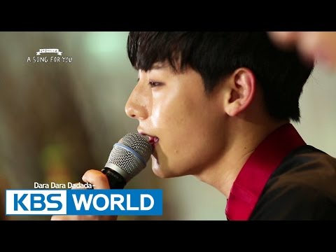 Global Request Show : A Song For You 3 - 사랑 없는 사랑 | Love Without Love By NU& 39;EST