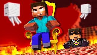 HEROBRINE IS TROLLING US!   Minecraft: Herobrine's Mansion