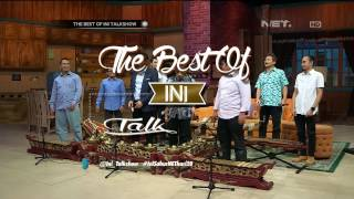 "Video The Best of Ini Talkshow - Keren! Mang Saswi Nyanyi ""So Good"" Diiringi Se Percussions MP3, 3GP, MP4, WEBM, AVI, FLV Desember 2017"