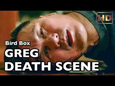 Bird box - Greg Death Scene