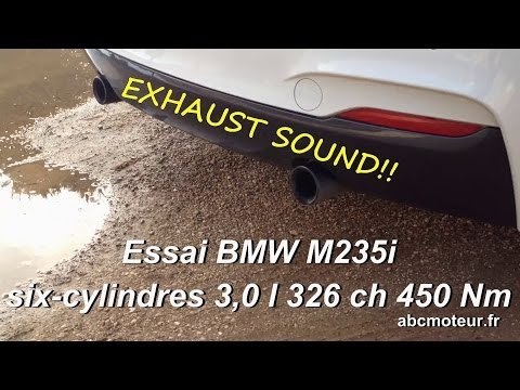 BMW SERIE 2 COUPE F22 COUPé M235I 326 CH