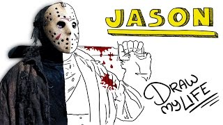 Video JASON VOORHEES | Draw My Life MP3, 3GP, MP4, WEBM, AVI, FLV November 2017