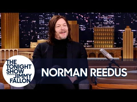 Norman Reedus' Walking Dead Co-Star Andrew Lincoln Punches Everyone in the Face