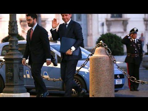 Ιταλία: Κλείδωσε η συμφωνία Λέγκας- Πέντε Αστέρων για κυβέρνηση…