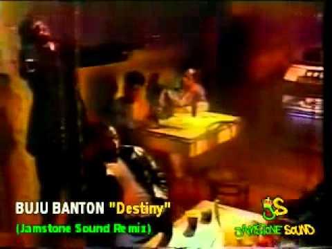 Buju Banton – Destiny (Jamstone Sound Remix)