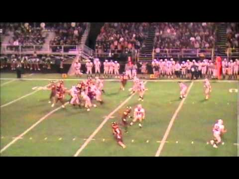 Connor Cook 2010 High School Highlights video.