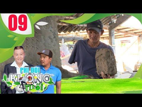 PHI ĐỘI KHÔNG TUỔI | TẬP 9 | Kinh ngạc với màn lột dừa bằng một tay - ăn cua gạch 1 ký | 010319