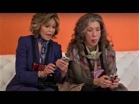 GRACE AND FRANKIE Official Season 3 Trailer (HD) Lily Tomlin Comedy Series