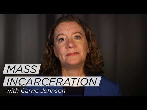 Three Things To Know About Mass Incarceration