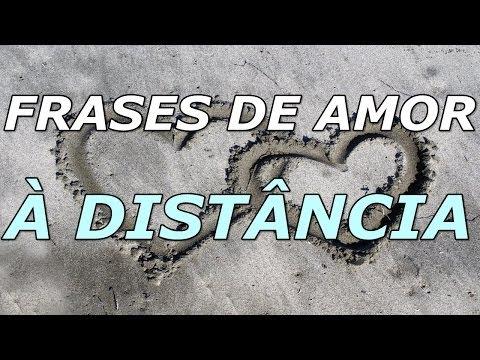 Frases românticas - Frases de Amor  Frases de Amor à Distância - Espero que você...