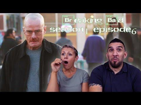 Breaking Bad Season 1 Episode 6 'Crazy Handful of Nothin' REACTION!!