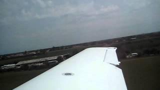 Cirrus SR-20 Take-off