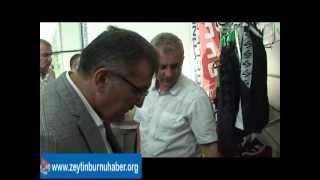 Zeytinburnu Belediyesi Amatör Spor Kulüplerine Malzeme Yardımı Yaptı 2013