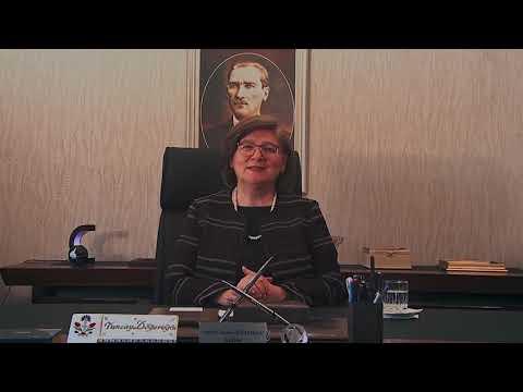 Prof. Dr. Tuncay DÖĞEROĞLU ( ESTÜ Rektörü ) idRc_2019 Daveti
