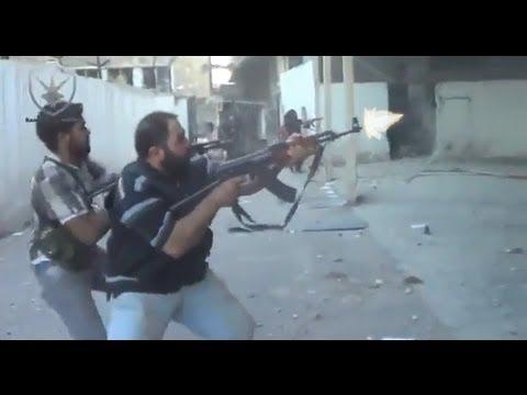 Heavy Clashes In Battle Of Latakia Between The Syrian Army and FSA/Al-Nusraᴴᴰ