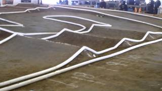 Round 2 Delta RC's 2012-2013 Winter Point Series. Intermediate Nitro Buggy A-main