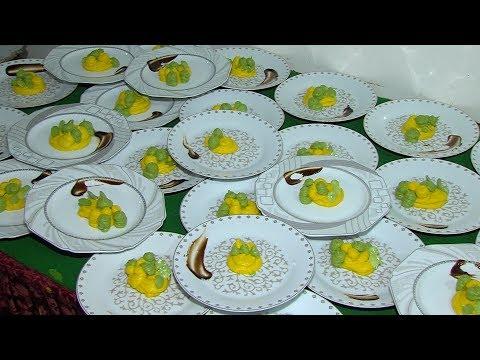 تقديم وصفات في فن الطبخ الأمازيغي المغربي والفرنسي في مهرجان فاس لدبلوماسية الطبخ