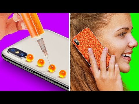 16 PHONE CASE IDEAS YOU CAN MAKE IN 5 MINUTES