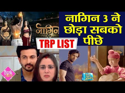 Video Naagin 3 BAGS FIRST position, Here's the TOP 10 TRP list। FilmiBeat download in MP3, 3GP, MP4, WEBM, AVI, FLV January 2017