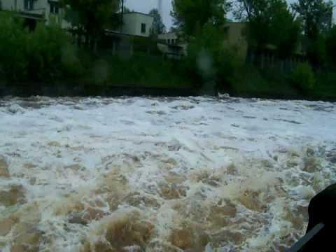 Rzeka Kamienna Starachowice