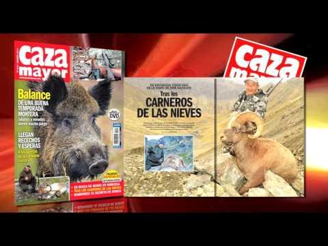 Revistas Federcaza y Caza Mayor marzo 2017