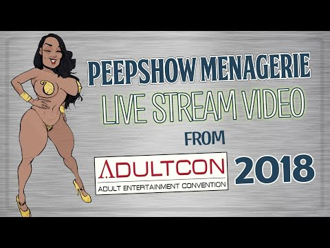 Video Peepshow Menagerie Adultcon 2018 Livesteam! download in MP3, 3GP, MP4, WEBM, AVI, FLV January 2017
