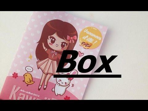 box - Le site : http://kawaiibox.fr/ ------------------------------------ Boutique et Facebook créations : http://miss-creatives.alittlemarket.com https://www.facebook.com/MissCreativesOfficial...