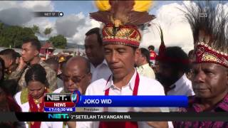 Video Presiden Jokowi Resmikan Pasar Rakyat di Papua - NET17 MP3, 3GP, MP4, WEBM, AVI, FLV April 2018