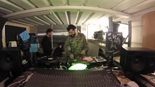 Lucretio, Steve Murphy, Die Roh - Live @ ROCKET Radio 2015