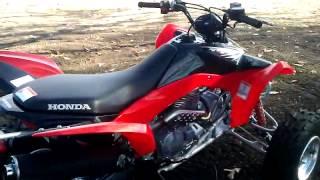 8. BRAND NEW 2012 HONDA 400x....PT. 1