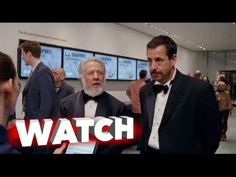 The Meyerowitz Stories (New and Selected): Adam Sandler & Dustin Hoffman Featurette