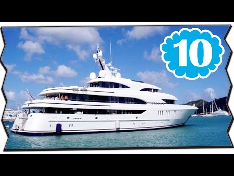 10 อันดับ สุดยอด เรือยอร์ช สุดหรู ที่แพงที่สุดในโลก
