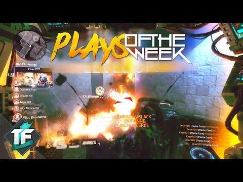 Titanfall 2 - Top Plays of the Week #48!