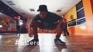Breakdance #afterclass 2015.12.04