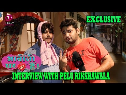Video Exclusive Interview With Akshay Patil aka Pelu Rickshawala of Bhabi Ji Ghar Par Hai! download in MP3, 3GP, MP4, WEBM, AVI, FLV January 2017